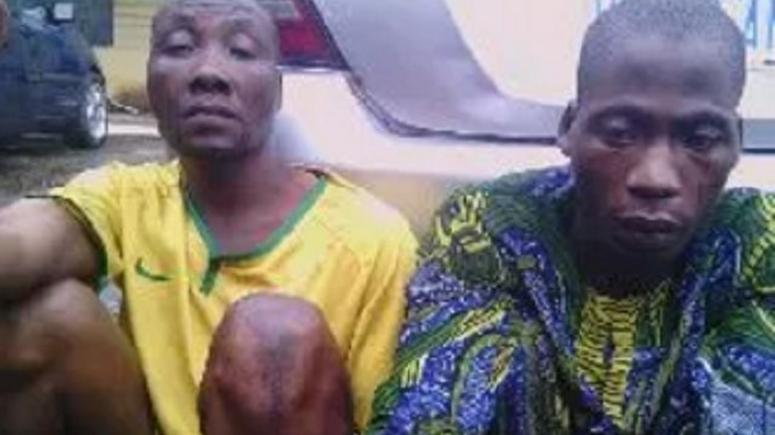 Robbery suspects confess to using 'juju' to rob their victims   Pulse  Nigeria