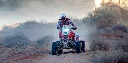 Rafał Sonik najlepszy na 11. etapie Rajdu Dakar!