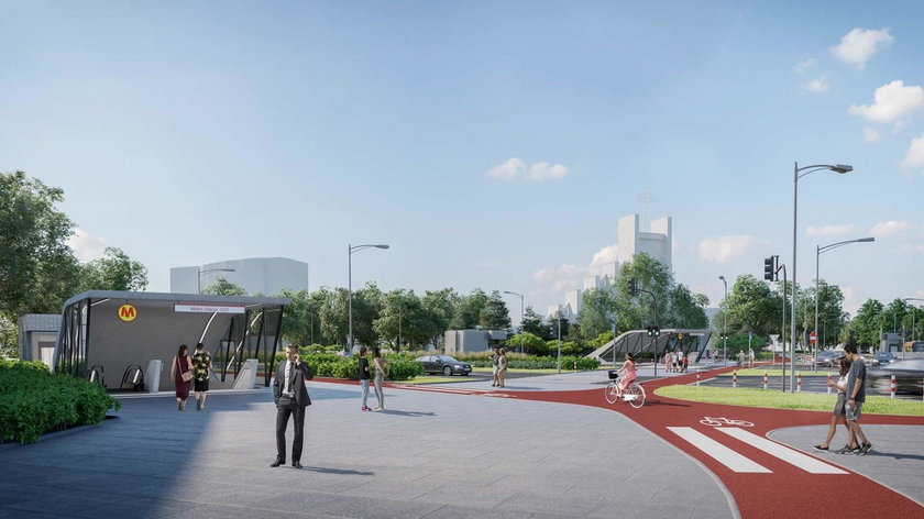 Można budować metro na Bródno