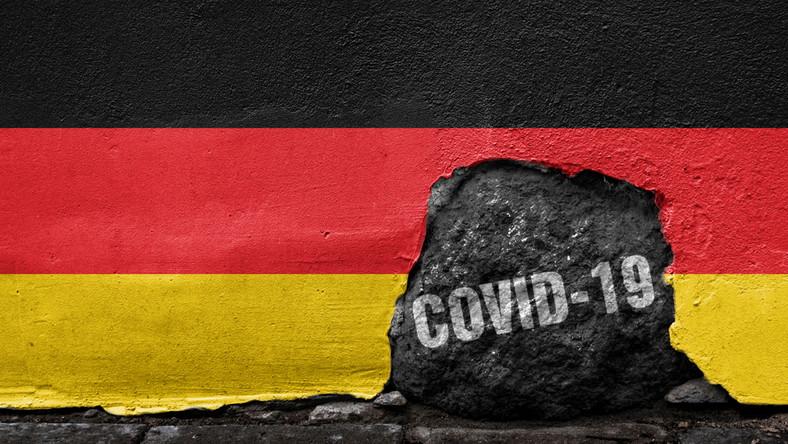 Koronawirus. Niemcy. COVID-19