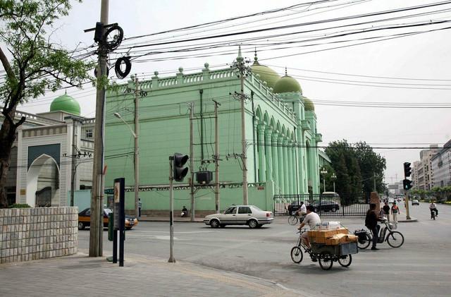 Muslimanska četvrt u Pekingu