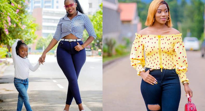 Diana Marua, Yvette Obura and Mueni Bahati