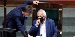 Koledzy z koalicji nie dali Ziobrze dojść go głosu. Nagranie z Sejmu mówi samo za siebie