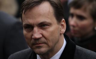 Prawybory prezydenckie w PO: Radosław Sikorski podjął decyzję