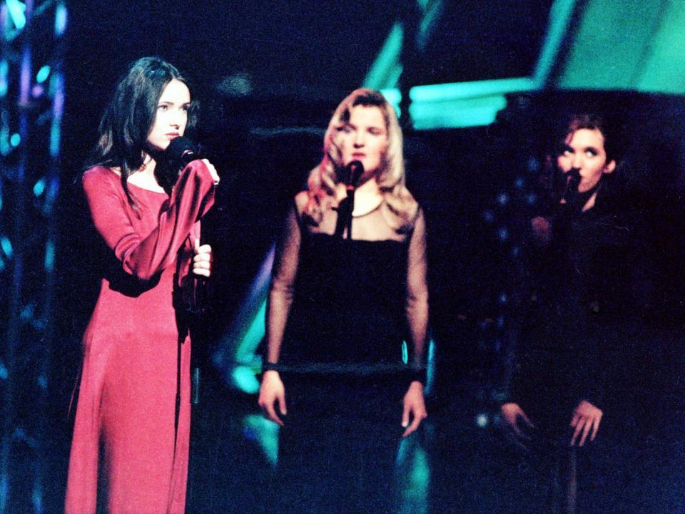 Eurowizja 1996: Kasia Kowalska - 15. miejsce