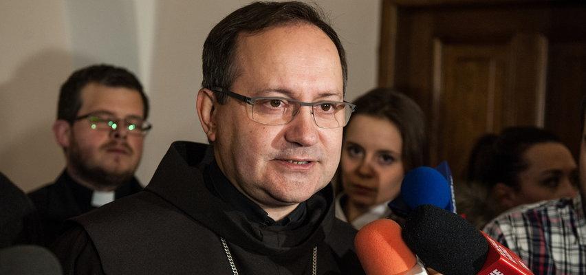 Sytuacja na polsko-białoruskiej granicy. Poruszający wpis biskupa Muskusa