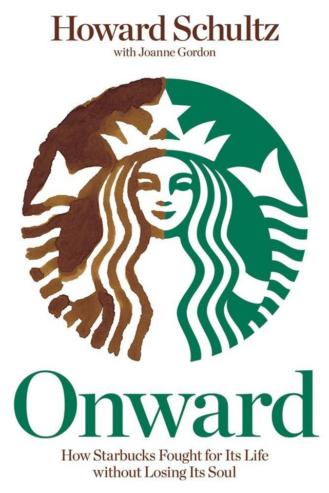 "Howard Schultz ""Onward"""