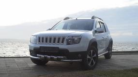 Jeep - wersja budżetowa