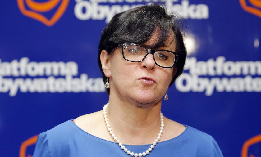 Joanna Kluzik-Rostkowska była niegdyś jedną ze współpracowniczek Jarosława Kaczyńskiego