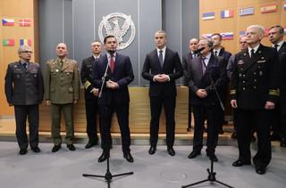 MON podpisało umowę na niszczyciele min i okręt ratowniczy