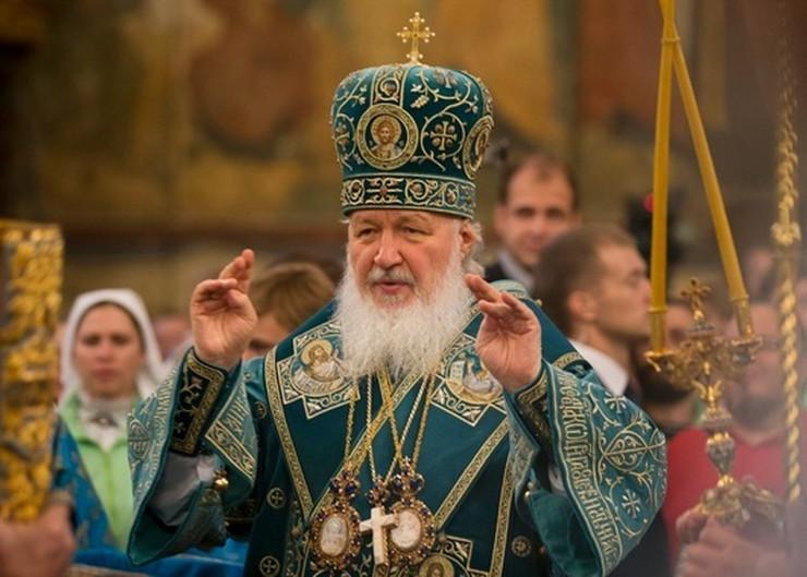 Patrijarh Kiril ap