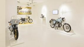 Premier Włoch otworzył nowe muzeum Ducati