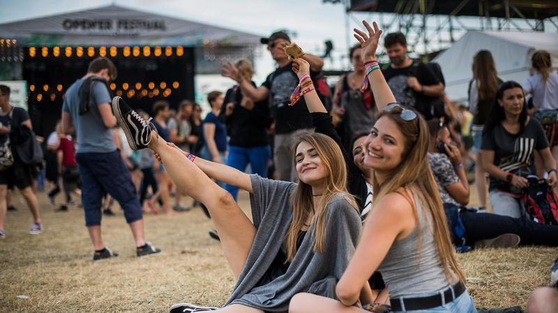 Opener Festival 2016 - zdjęcia publiczności