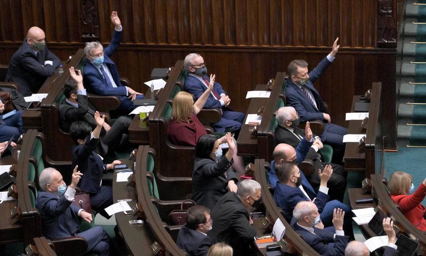 Budżet na 2021 r. uchwalony przez Sejm
