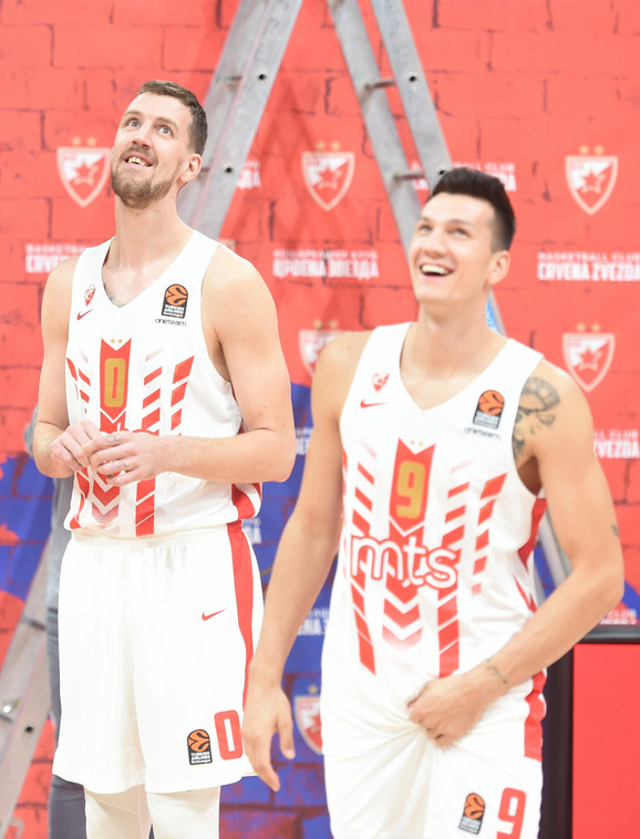 Ognjen Kuzmić i Nemanja Nenadić