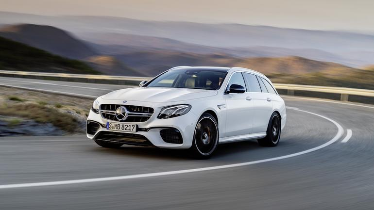Mercedes-AMG E 63 4MATIC+ Kombi