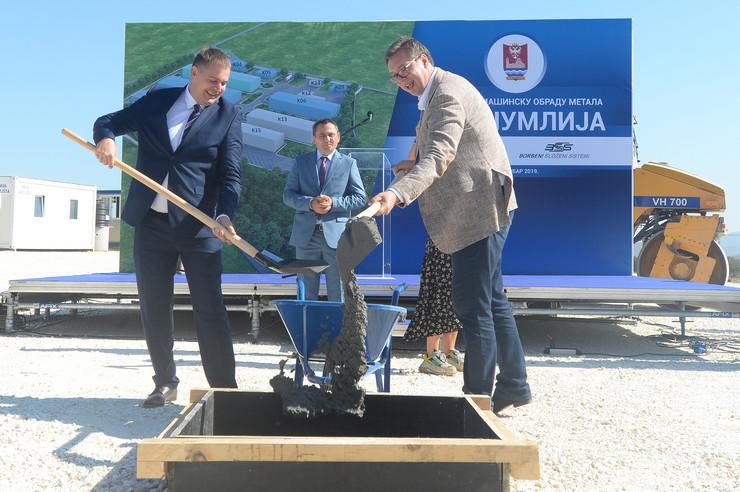 vucic02 TANJUG foto TANJUG predsednistvo srbije