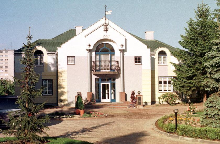 Dom byłego prezydenta