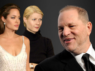 Weinstein, Paltrow, Jolie