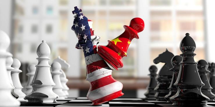 Kina vs SAD