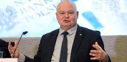 Glapiński: NBP nie uczestniczy w przygotowaniu ugód frankowych