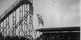 Pobudzali konie elektrowstrząsami i głodzili. Miały... skakać z wieży do wody!