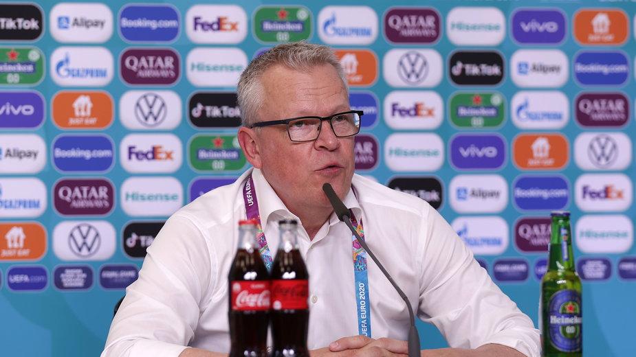 Trener reprezentacji Szwecji, Janne Andersson