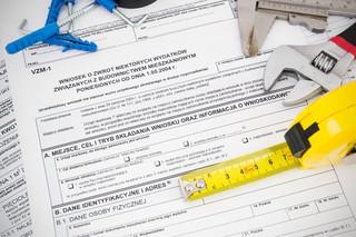 Jak się starać o zwrot VAT za materiały budowlane na nowych zasadach