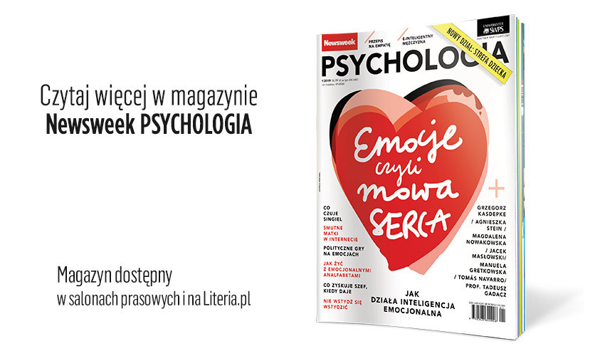 Newsweek Psychologia 1/2019 plansza