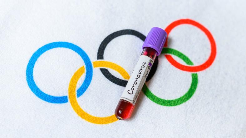 Koronawirus a olimpiada