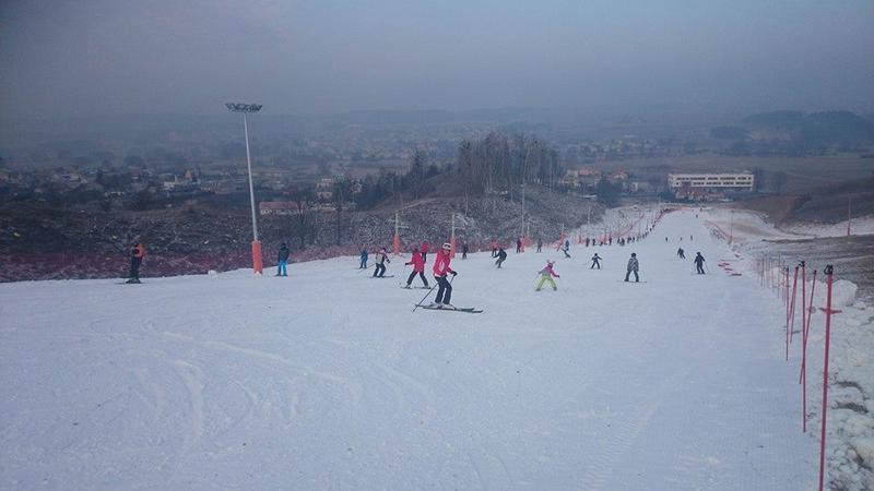 Kurza Góra, ośrodek narciarski