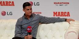 Dramat Ronaldo. Dlatego rozpłakał się podczas wywiadu. Zobacz FILM!
