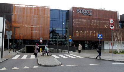 Dworzec w Sopocie już otwarty