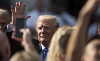 Tyrmand: Trump jest zwolennikiem NATO, które jest gwarantem bezpieczeństwa