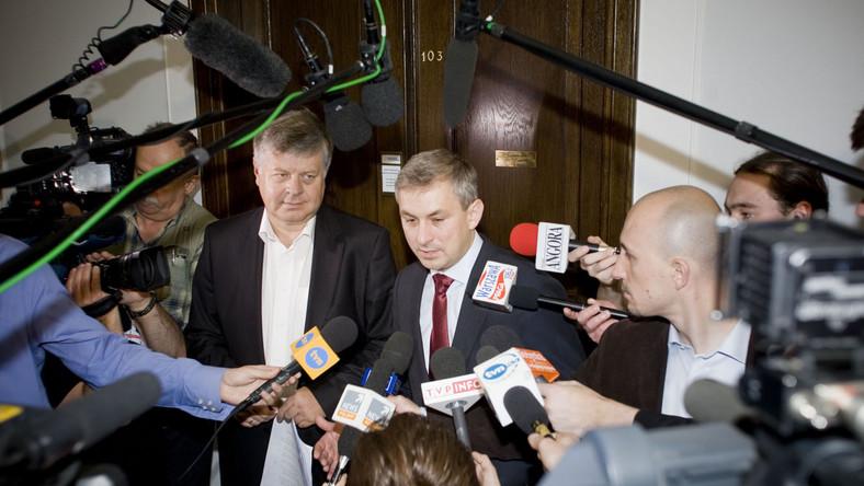SLD: Grad i Tusk zawalili sprawę Stoczni
