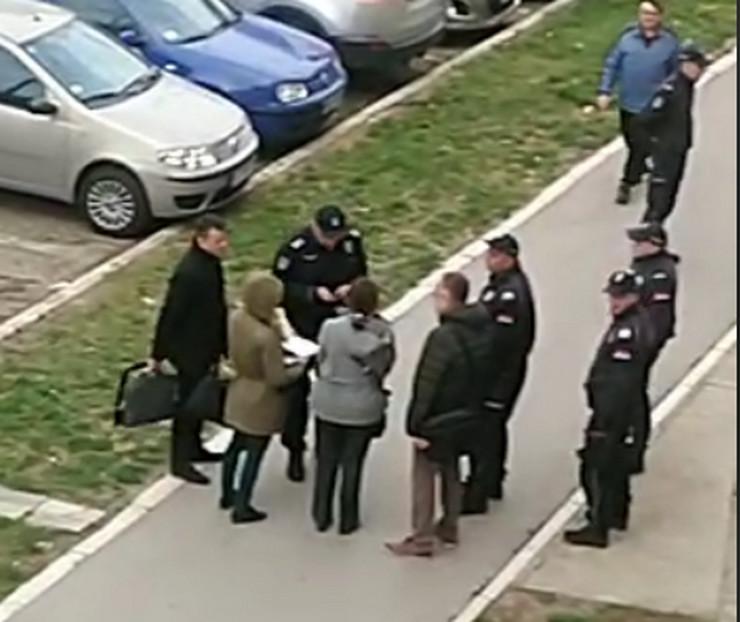 policija izvrsitelji