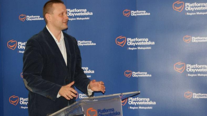Grzegorz Lipiec ponownie chce zostać szefem regionu