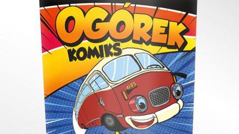 Komiks Ogórek