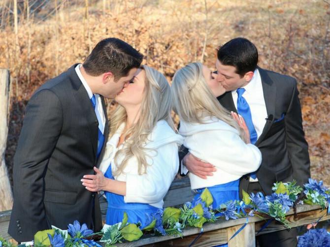 Ovo je slika sa svadbe koja je ZBUNILA SVET: Ljudi je gledaju u čudu i NIŠTA IM NIJE JASNO