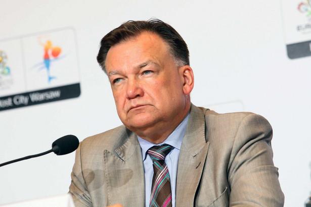 Adam Struzik, marszałek woj. mazowieckiego