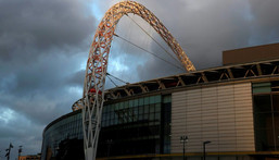 London's Wembley Stadium Creator: Adrian DENNIS