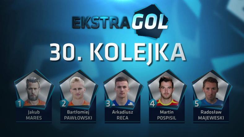 EkstraGol - 30. kolejka