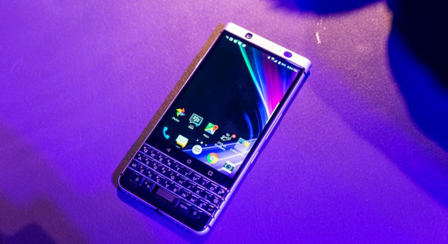Hands-on: BlackBerry KEYone – Smartphone mit Touch und Type