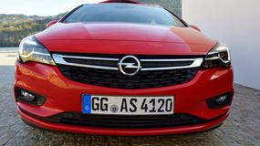 Opel Astra - już ponad 250 tys. zamówień