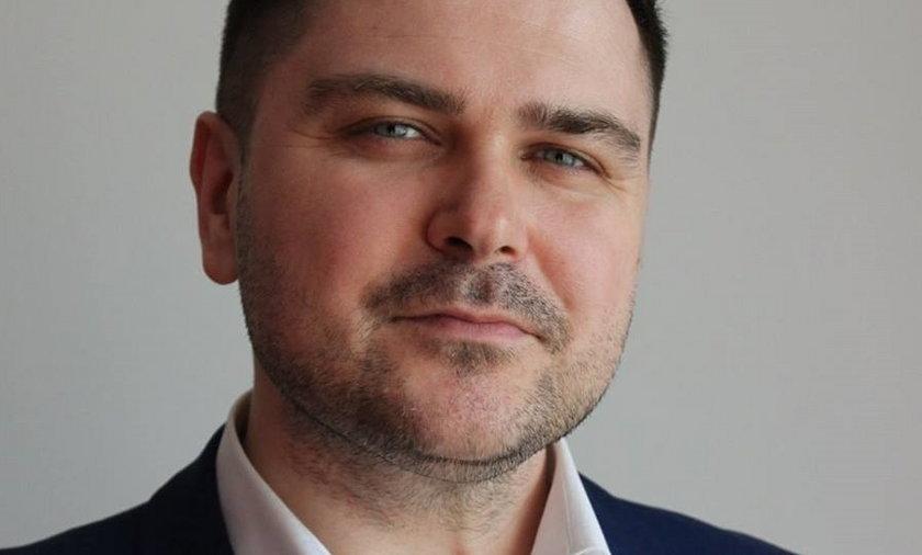 Marcin Kowalczyk, zastępca redaktor naczelnej Faktu.