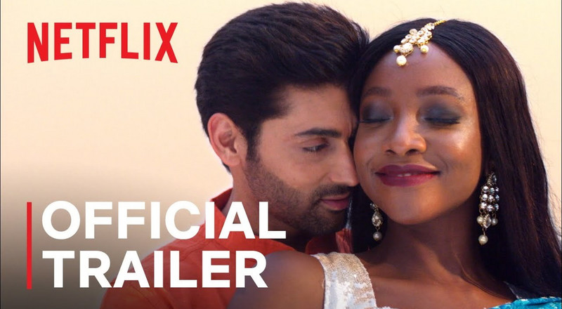 Here's the official trailer for 'Namaste Wahala' starring Ini Dima-Okojie, Ruslaan Mumtaz