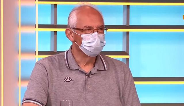 Epidemiolog dr Predrag Kon