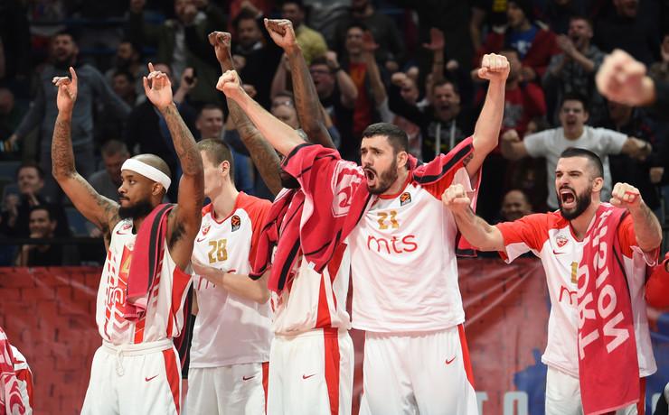 KK Crvena zvezda - KK Panatinaikos