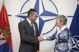 Vulin u NATO, Rouz