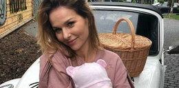 Paulina Sykut-Jeżyna zabiera córkę w podróż